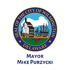 City Logo with Mayor Mike Purzycki.png