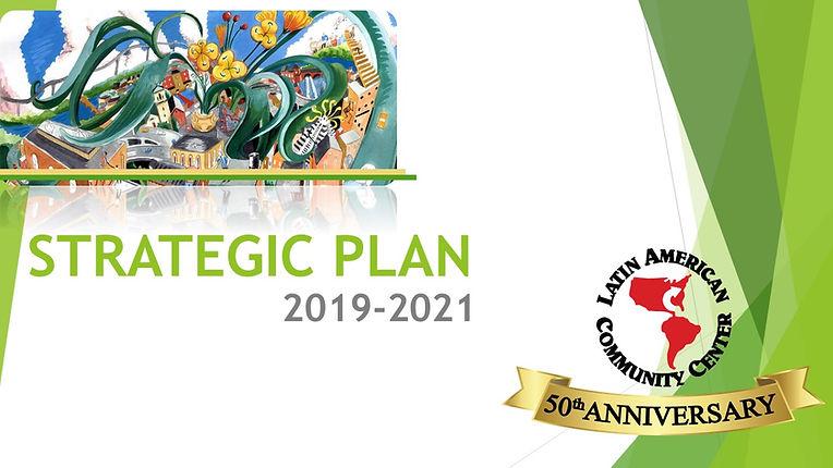 Strategic Plan 2019-2021 - Teamwork File