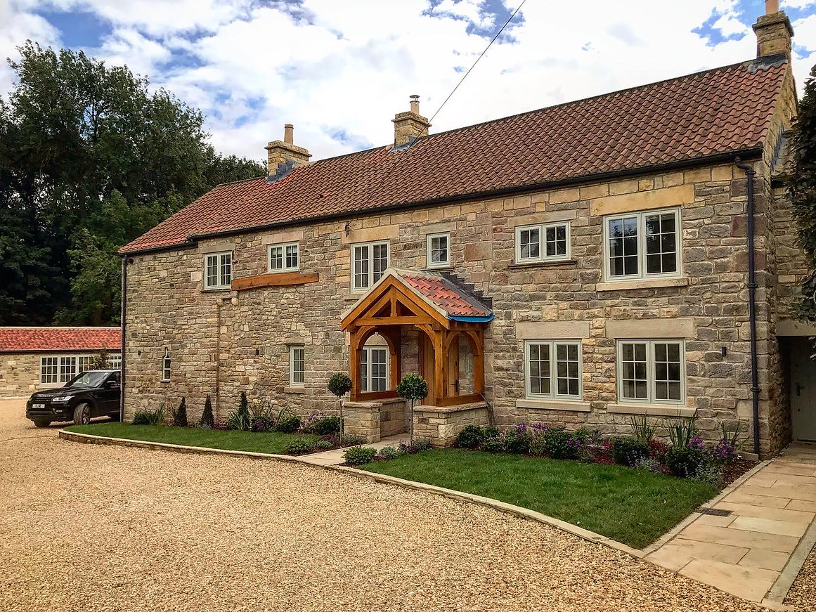 bespoke builders in harrogate and Linton