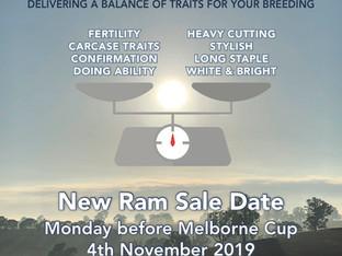 2019 Ram Sale Brochure