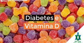 Como a Vitamina D pode ajudar a controlar a Diabetes