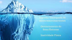 Doença é apenas a ponta do iceberg