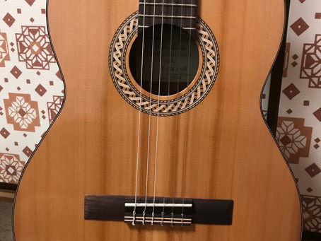 Orpheus Valley Guitars Sofia S58C