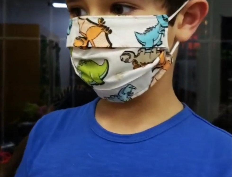 Máscaras Tamanho Infantil