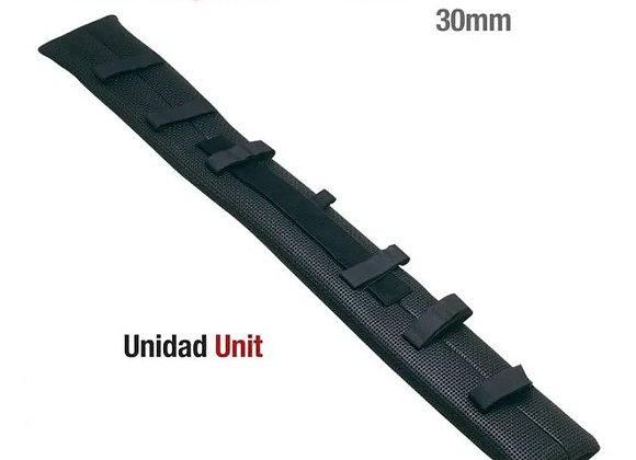 PROTECTOR ENGANCHE PVC GOMA 30mm