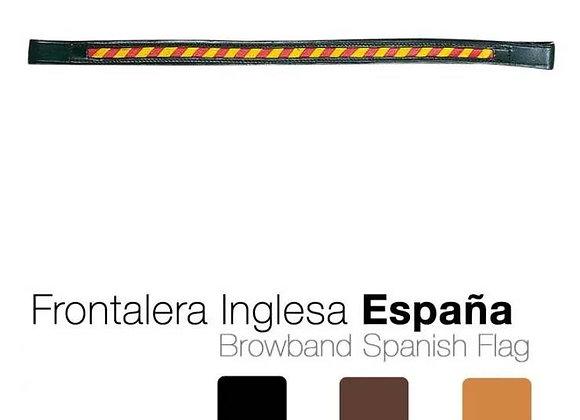 RONTALERA INGLESA ESPAÑA 1053