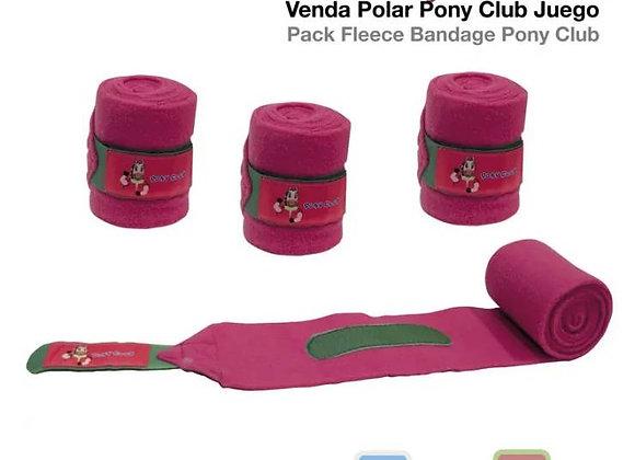 VENDA POLAR PONY CLUB 4 unidades