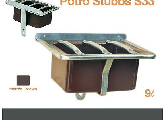 COMEDERO PARED POTRO STUBBS S33
