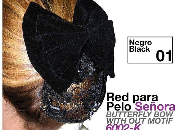 RED PARA PELO SEÑORA 6002 NEGRO
