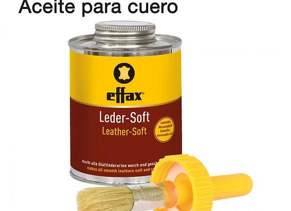 EFFAX ACEITE PARA CUERO LEATHER SOFT 475ml
