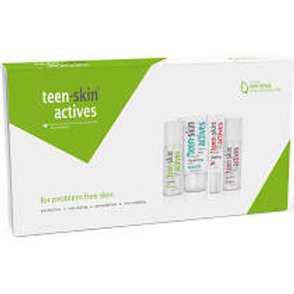Teen Skin Active Collection