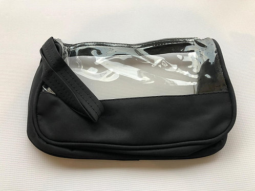 Travel Bag (Black Mesh)