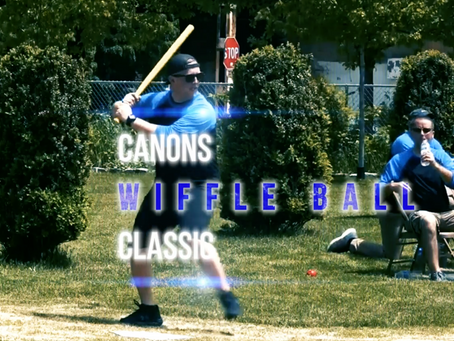 2020 Memorial Day WIFFLE Ball game