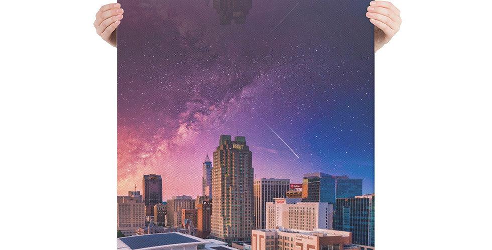 Oak City Dream Canvas