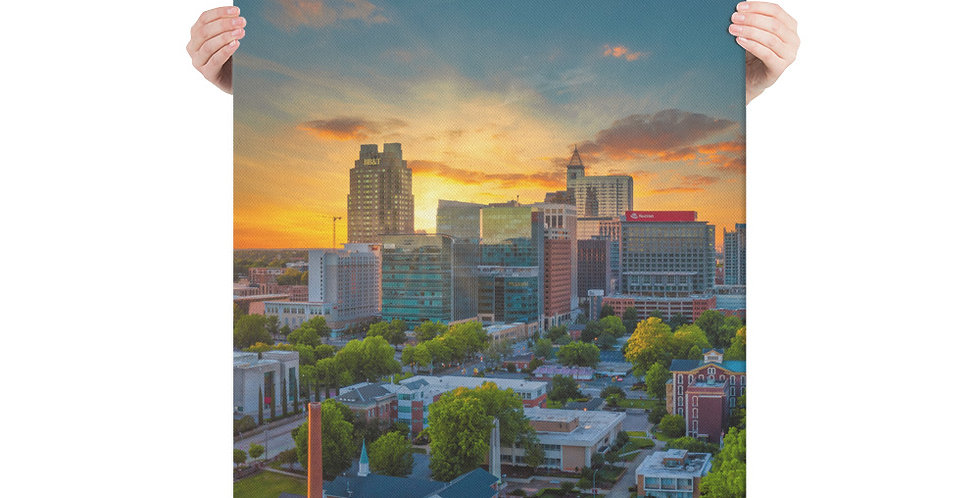 Welcome to Raleigh Canvas