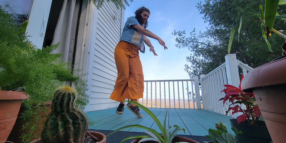 Dance For Your Plants