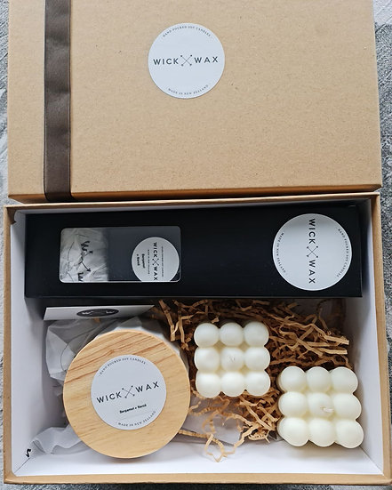 Wick x Wax Scentsational Gift Box