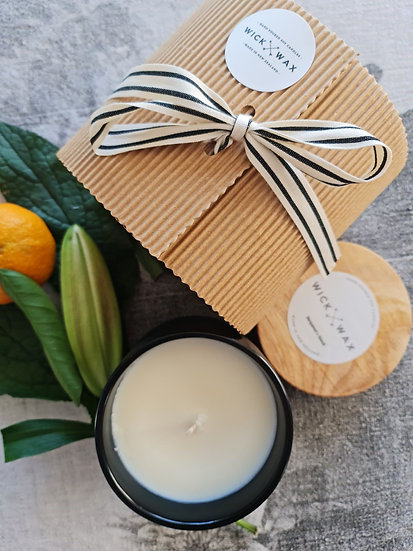 Wick x Wax Gift Candle Boxed - Give a Gift