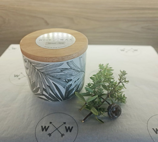 Customize Your Own - Palm Soy Wax Candle (300ml)