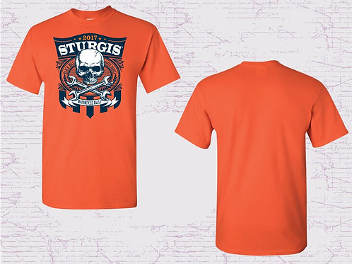 2017 STURGIS MECHANIC T-SHIRT