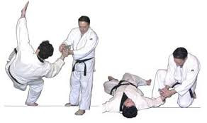 Let's remember Karate is an effective self-defence system.