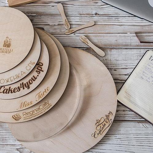 Подложка для торта 3 мм