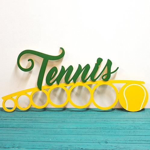 """Медальница """"Теннис"""""""