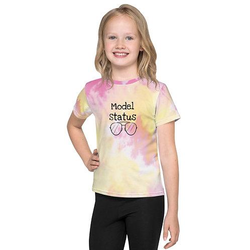 Model Status Kids T-Shirt