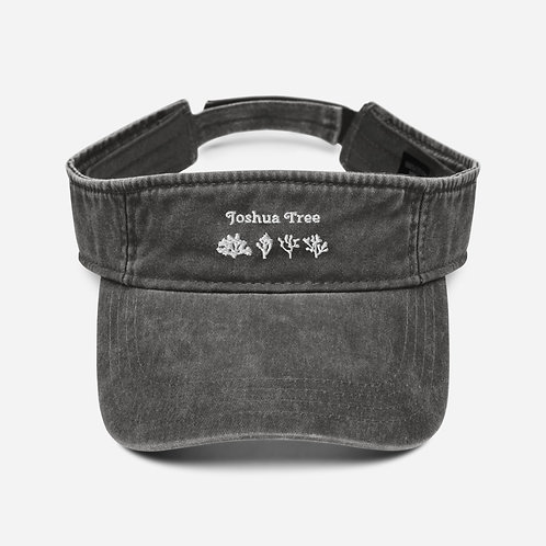 Joshua Tree Denim visor