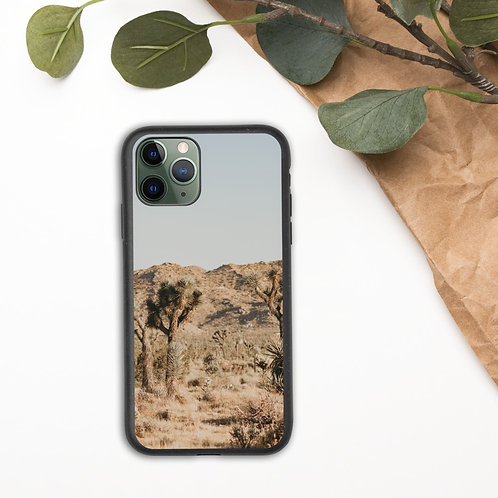 Joshua Tree Biodegradable phone case