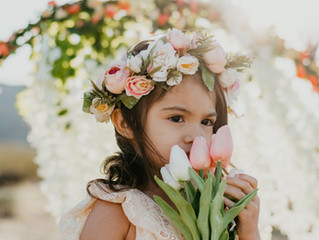 Ring in Spring - Limited Edition Petite Portrait Sessions