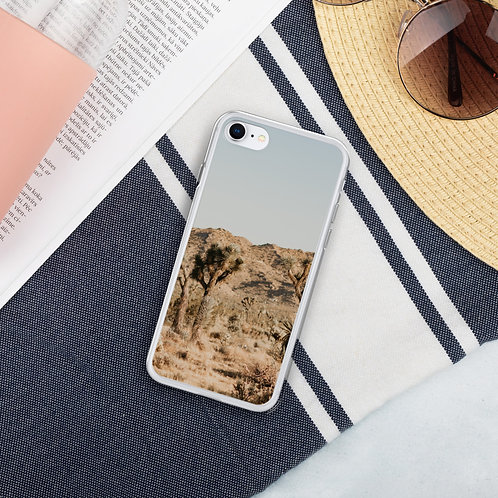 Joshua Tree Liquid Glitter Phone Case
