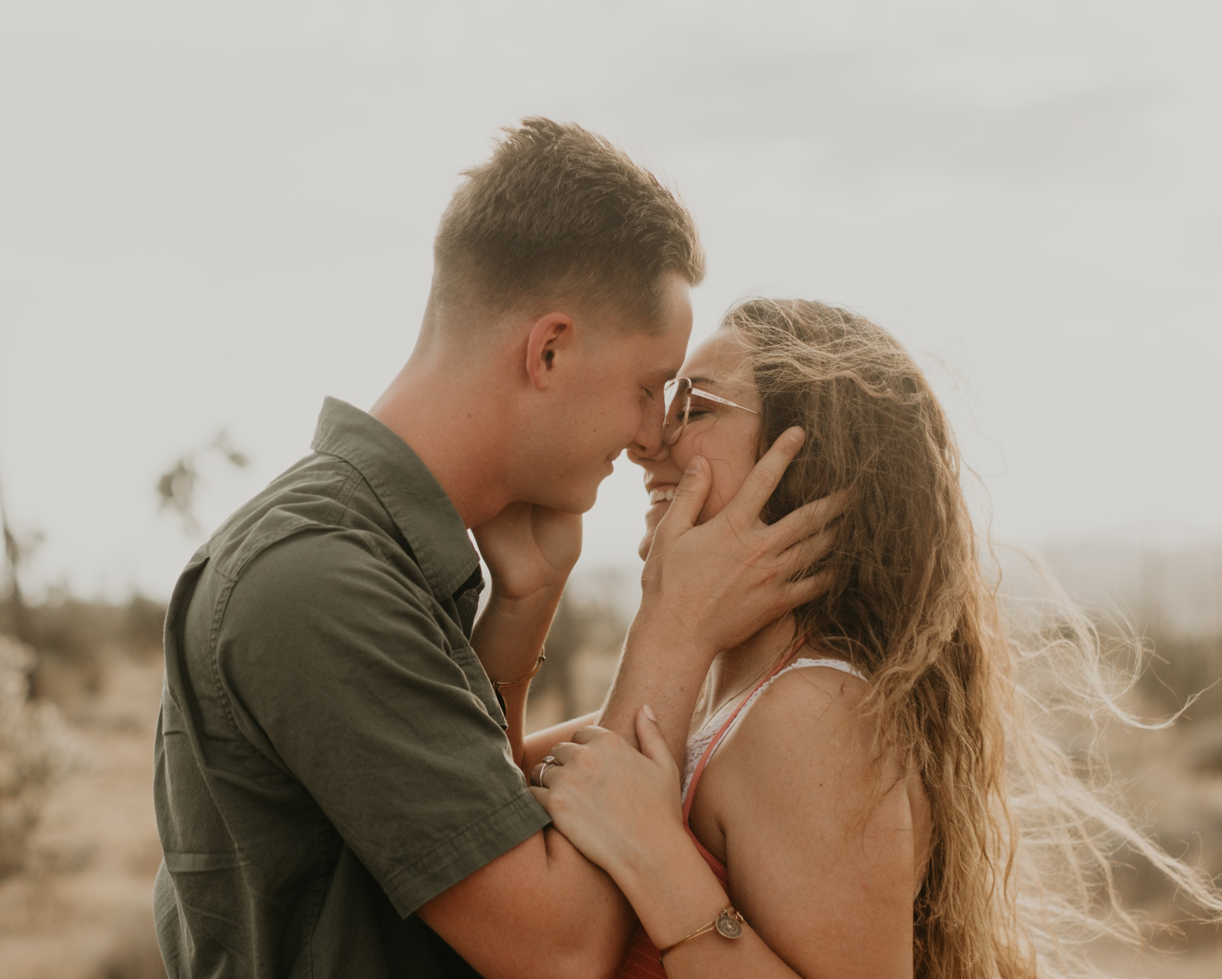 Couple| Twentynine Palms Photography | Joshua Tree Photographer