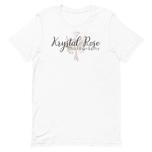 Krystal Rose Photography Short-Sleeve Unisex T-Shirt