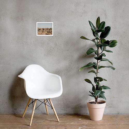 Joshua Tree Framed poster