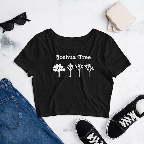 Joshua Tree Women's Crop Tee