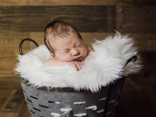 Baby M - Newborn Session