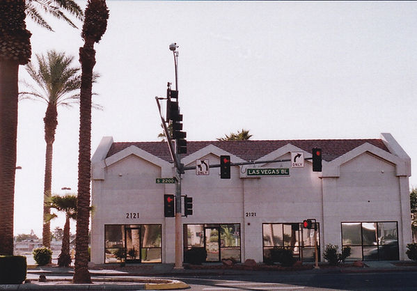 Las Vegas BL - NAB