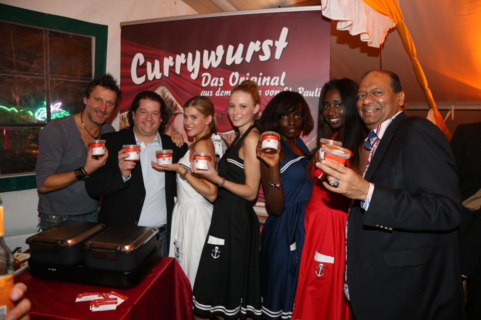 Currywurst Promotion