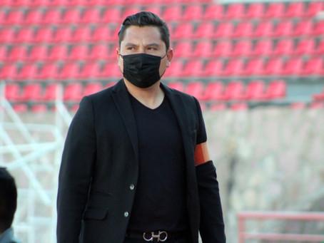 Queremos que la afición se ilusione con el equipo: Alexis Moreno