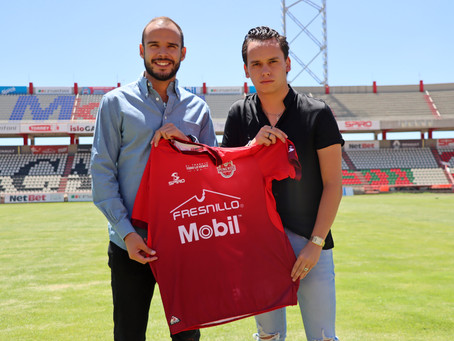 Luis Gil, el Director Deportivo más joven del futbol mexicano