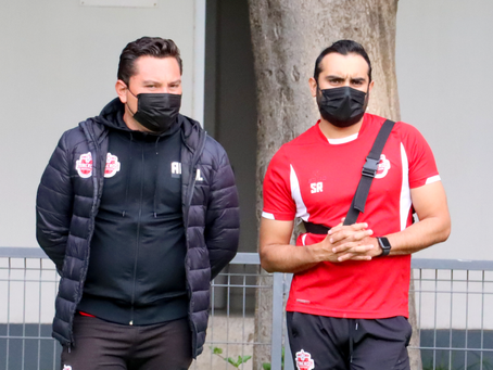 Buenas sensaciones ante Chivas: Alexis Moreno