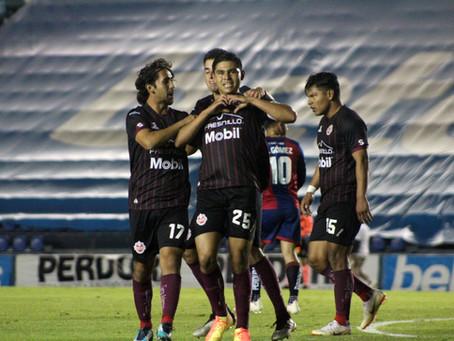 Mucho orgullo portar este escudo: Luis Hernández