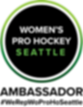 Women's Pro Hockey Seattle Ambassador Lo