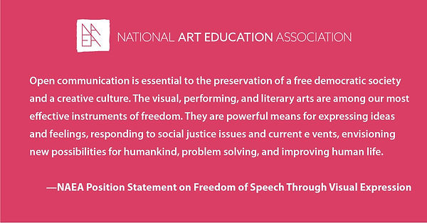 NAEA Position Statement on Freedom of Sp