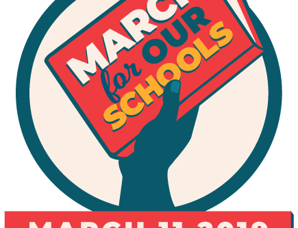 March in like a Lion for Art Education