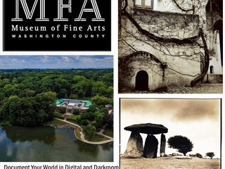 Join us for a Photography Workshop at the Washington County Museum of Fine Arts