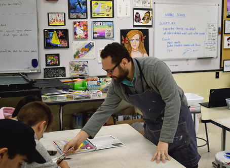 Incorporating Psychoanalytic Thinking into Art Education