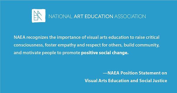 NAEA Position Statement on Visual Arts E