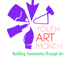 Youth Art Month 2018